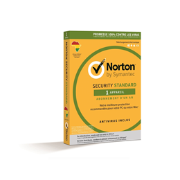 Norton Security Standard - 1 licence - 1an